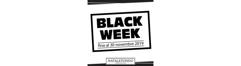 BLACK FRIDAY 2019 - Biancheria per la casa online - Natale Tondo